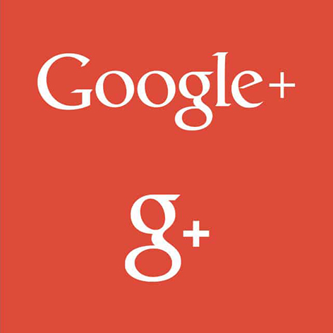 logotipo google plus